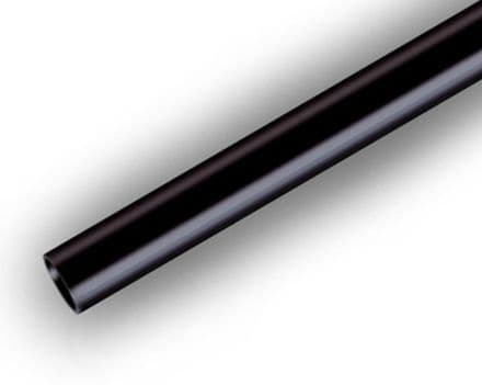 MDPE Black pipe straight length 63mm (2inch) minimum 6m lengths