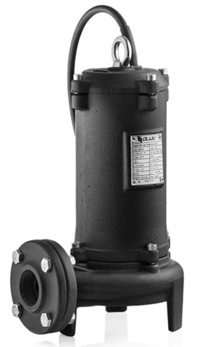 SGR50.220  Heavy Duty Macerator Pumps