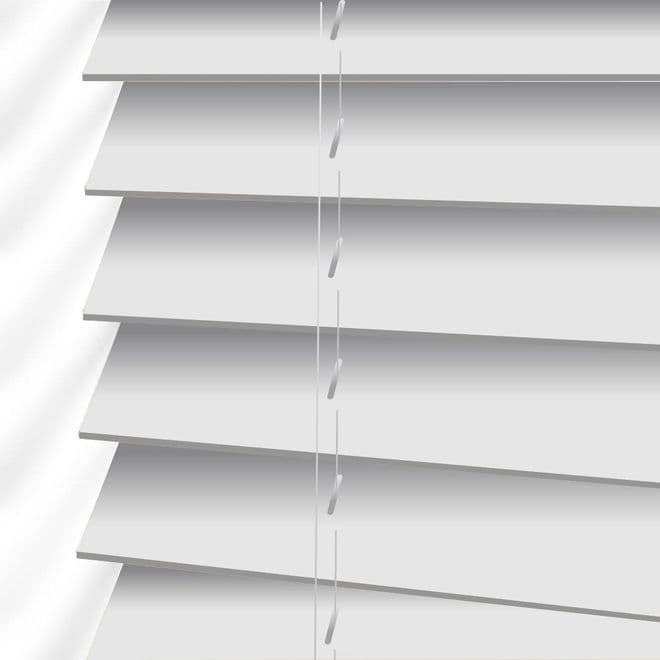 Forestwood 35mm Real Wood Venetian blinds Made to Measure - Just Blinds