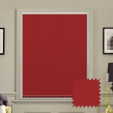 """Made to Measure Blackout 5"""" Unishade Morello Vertical Blind"""