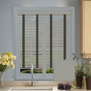 Sunwood Faux Wood Venetian Blinds with Tapes in Athena