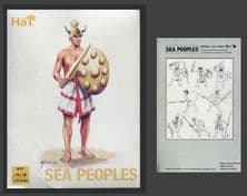 HaT 1.72 scale (20mm) 8078 Ancient Sea Peoples (x 48 figs)