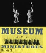 Museum Miniatures 15mm Dark Ages NI 17 Staff Slinger (x 8)