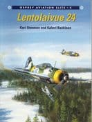 Osprey Aviation Elite No. 4 Lentolaivue 24 (Finnish Fighter Squadron in WWII)