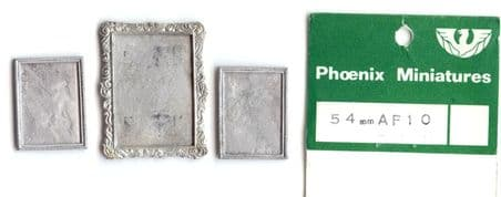 Phoenix Model Developments 1/32 Scale Diorama Accessories: AF10 Picture Frames (3)