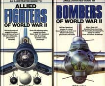 Salamander Books Bombers and Allied Fighters of WWII (2 books)