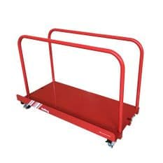 Mobile Storage Cart For Rigid Substrates