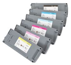 Solvent Easy Inks 500ml Cartridges for Seiko ColorPainter W64s / V64S and HP780 & HP Designjet 8000