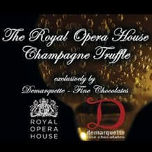 INTRODUCING THE EXCLUSIVE ROYAL OPERA HOUSE CHAMPAGNE TRUFFLE - 20.11.2009