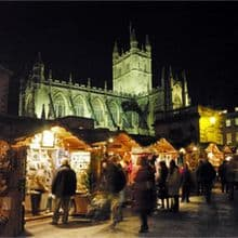 Say Hello at These Great Festive Markets