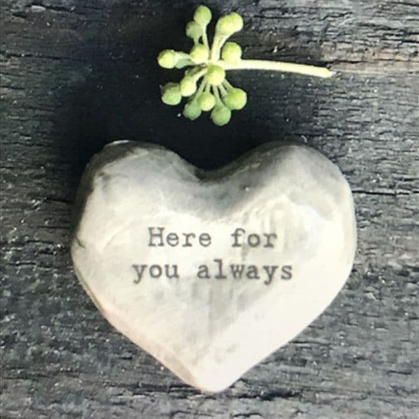Here for you always - love token