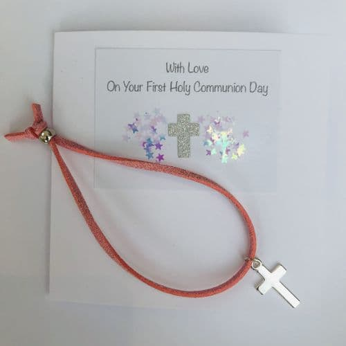 Wish bracelet - Holy Communion gift
