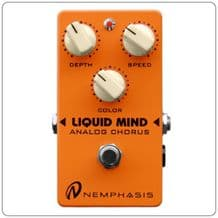 Nemphasis Liquid  Mind Analog Chorus - was £169