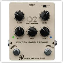 Nemphasis O2 Oxygen Bass PreAmp  - Pro Series - was £199