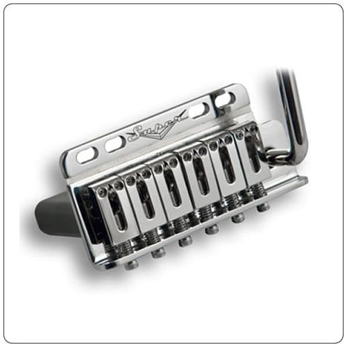Super Vee 6 Screw BladeRunner Tremolo