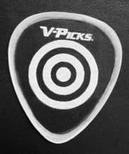 V-Pick Bullseye Ghost Rim