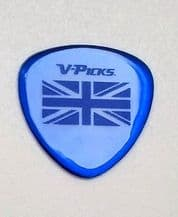 V-Pick Union Jack - Blue