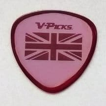 V-Pick Union Jack - Red