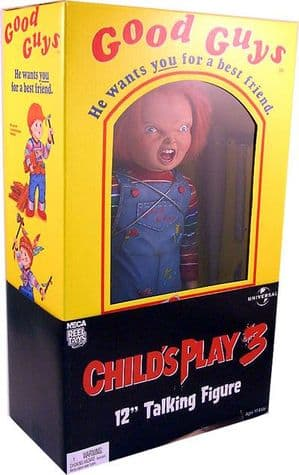 Chucky Childs Play 12 inch with Sound