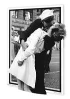 Kissing The War Goodbye 3D Poster