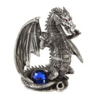 Treasured Trinkets - Dragon Standing Wings Out