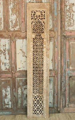 18th century sandstone Jali from a Haveli in Jaisalmer <b>SOLD<b>