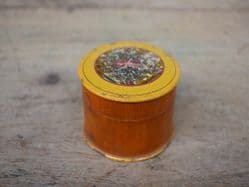 Vintage lacquer box rajasthan