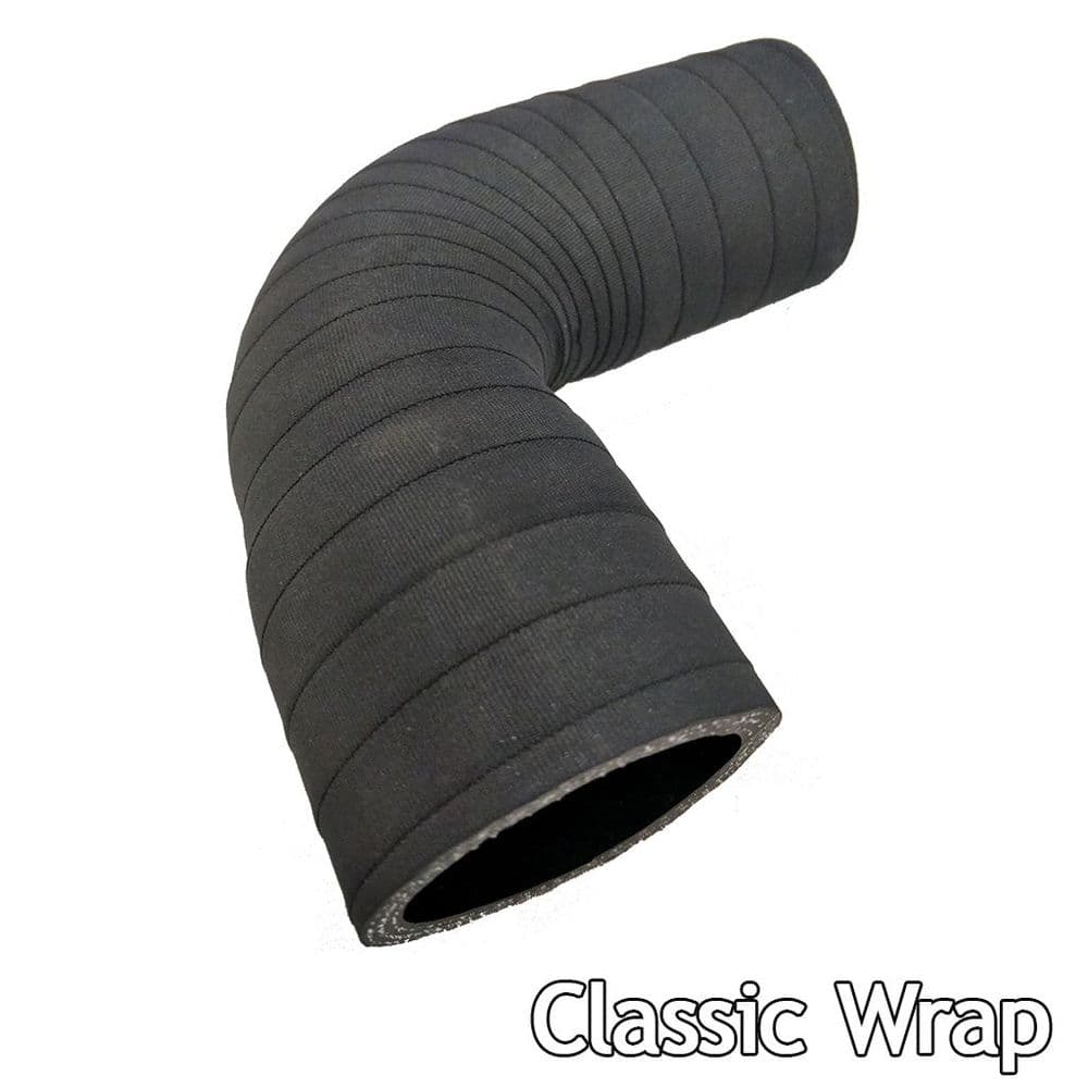 35-22mm Classic Silicone Hose Elbow Reducer 90 Degree
