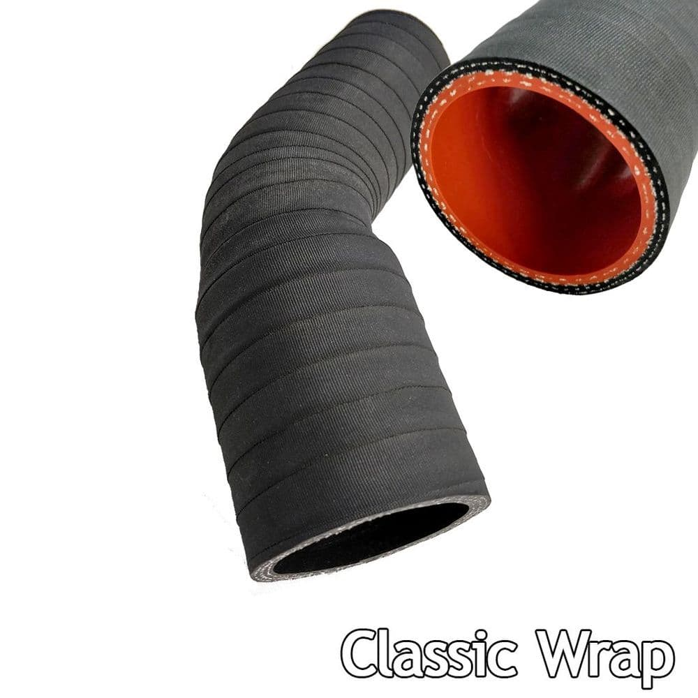 41-35mm High Temp Classic Silicone Hose Elbow Reducer 45 Degree