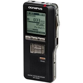 Olympus DS-5000iD Digital Voice Recorder (DS5000ID) New | Premicom Ltd