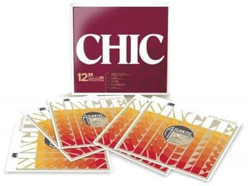 "Chic - 12"" Singles Collection (5 x 12"" Singles)"