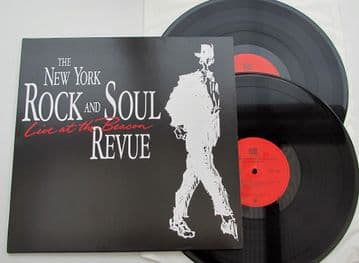 The New York Rock & Soul Revue -Live At The Beacon (2018)