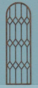 Leadlight for Mullion Window - 1/24th scale