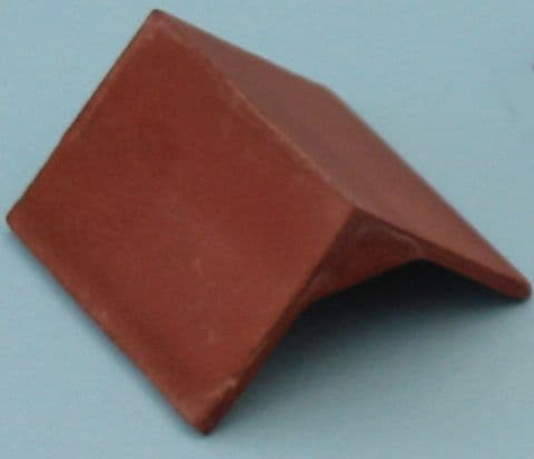Traditional Ridge Tiles - 1/24th Scale -Small