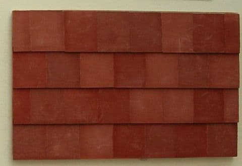 Traditional Roof Tiles - Dolls House