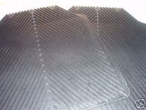 REAR MUDFLAPS (ONLY)-(BTR277)