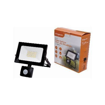 FLOODLIGHT LED WITH SENSOR 30W IP54 BB-HL182