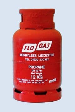 GAS REFILL PROPANE RED 6kg (13lb)