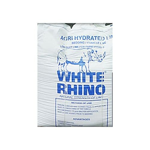 HYDRATED LIME (BAG) 25kg
