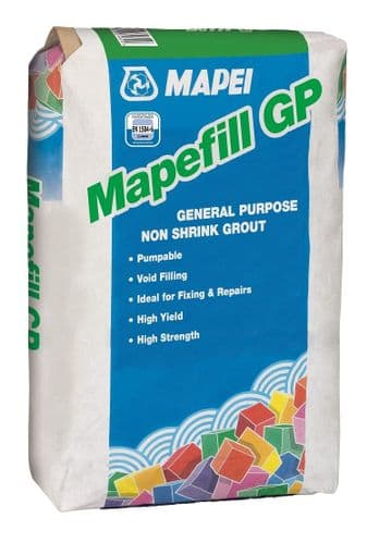 MAPEI MAPEFILL GP GROUT 25kg