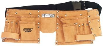 TOOL POUCH LEATHER  B/S16332