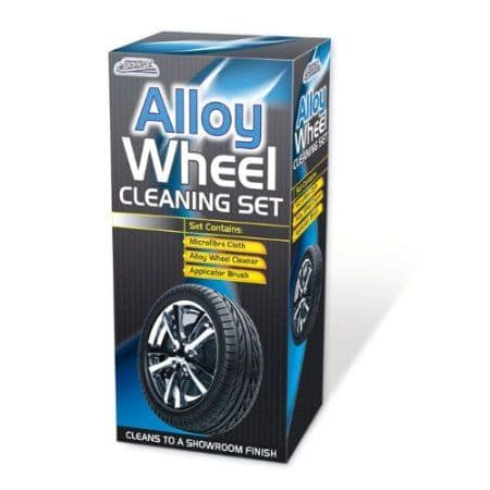 ALLOY WHEEL CLEANING KIT