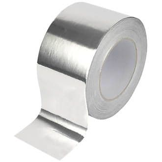 ALUMINIUM FOIL TAPE 50MT x 45MM 093-338-005