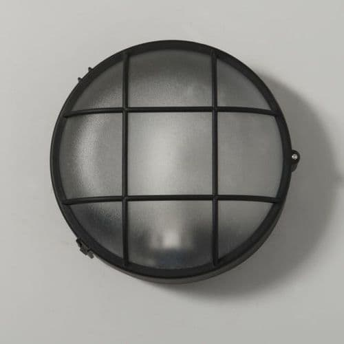 BULKHEAD WALL LIGHT CALVI ROUND E27