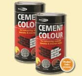 CEMENT DYE RED 1kg