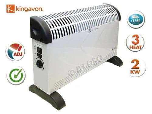 CONVECTOR HEATER 2kW BB-CH500
