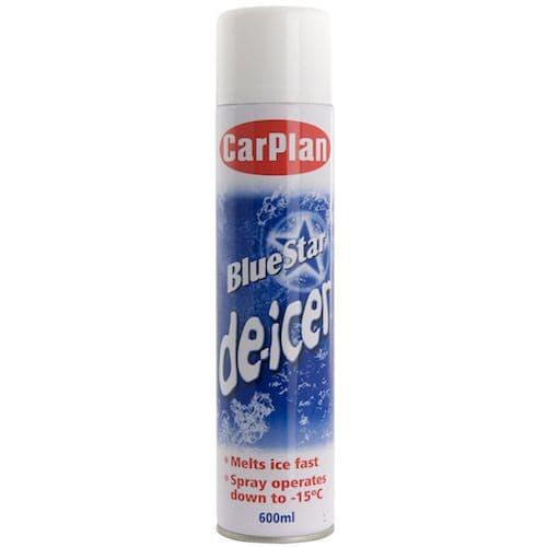 DEICER SPRAY 500ml BB-DI200