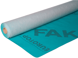 EUROTOP N35 BREATHABLE ROOFING FELT MEMBRANE 50MT x 1.5MT
