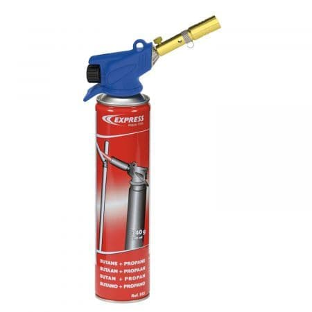 EXPRESS GAS TORCH 511 INC GAS CARTRIDGE EXP510