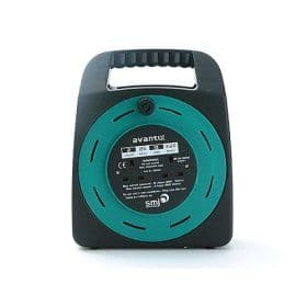 EXTENSION CABLE REEL 2 SOCKET 25MT FPPCR25M